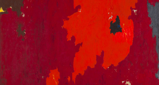 1950 PH 272, courtesy of the Clyfford Still Museum