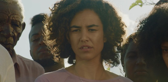 Bárbara Colen in a scene from <i>Bacurau</i>, courtesy Kino Lorber