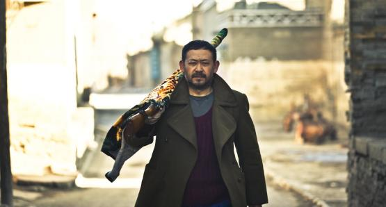 Jiang Wu as Dahai in A TOUCH OF SIN, a film by Jia Zhang-Ke.