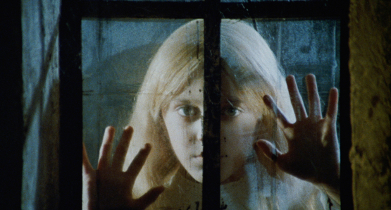 Valerio Valeri as Melissa in Mario Bava's KILL, BABY...KILL!