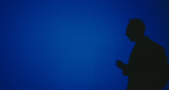 Derek Jarman's BLUE